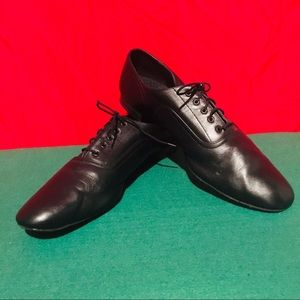 Freed of London MENS 11.5M OXFORD LACE UP BALLROOM